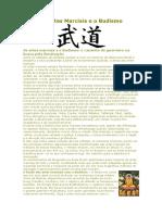As Artes Marciais e o Budismo.doc