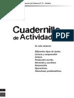 Cuadernillo Ediba Desde La Y, QUE QUI