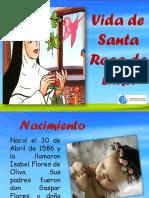 162578647-Santa-Rosa-de-Lima-Vida-y-Obras-Para-Docentes.ppt