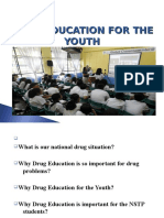 DRUG-EDUCATION-FOR-THE-YOUTH-NSTP-LECTURE (1).odp