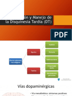 Manejo de La Disquinesia Tardia (DT)