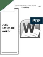 Guia de Word Basico