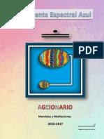 Agcionario 3 Mandalas y Geometria Sagrada y Colorear Sello 2016 17 Aracelis Rodriguez
