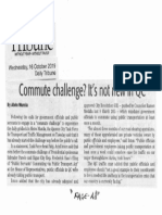 Daily Tribune, Oct. 16, 2019, Commute challenge Its not new in QC.pdf
