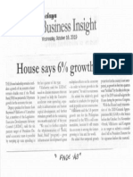 Malaya, Oct. 16, 2019, House says 6% growth doable.pdf