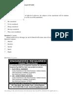 Latihan Soal Kompetensi Profesional UP UKM Bahasa Inggris Set 2.docx