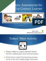 21st century Assessment