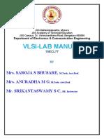 VLSI Lab Mannual(1)