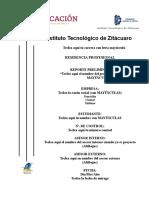 5-Reporte Preliminar Residencia 2020-1