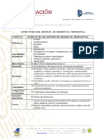 Estructura del Repote  de Residencia Profesional(plan 2015).docx