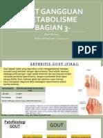 Obat gangguan metabolisme-gout.pptx