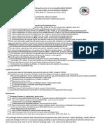 Building Permit Application Checklist