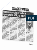 Peoples Tonight, Oct. 16, 2019, Whistleblower protection law needed to expose corruption in PNP, rest of gov't.pdf