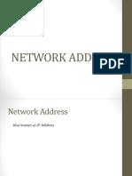 CHS Network Address