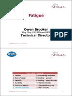 4.3 Fatigue