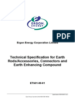 Earth Rod Technical Specification