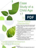 case study of a child age 17  final