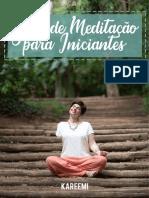 Guia de Meditação Para Iniciantes