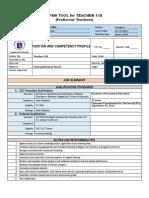 POSITION COMPETENCY PROFILE.xlsx