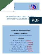 UNIDAD 2 MANUALES DE FRANQUICIA