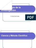 Parcial 1 Metodologia de La Investigación