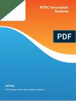 NTPC Innovation Scheme