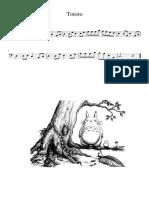 Totoro Cello - Wind in the Tree