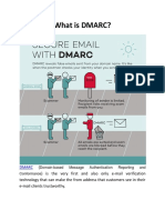 What is DMARC-converted