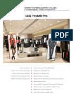 Led Postair Pro