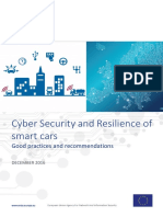 WP2016 1-1 1 Good Practices on the Security and Resilience of Smart Cars