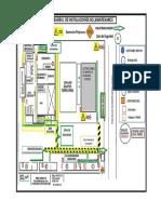LayOut Actulizado Extintores, Vias de Evacuación y Zona de Seguridad (1)