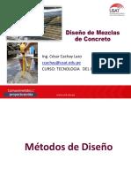Diseno Mezclas Metodo Walker MFC