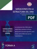 Tema6 - Variaciones del DNA