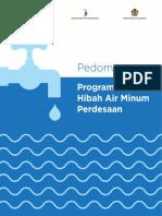 4. Pedoman Air Minum Perdesaan APBN.pdf