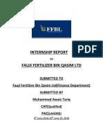 Awais Report FFBL