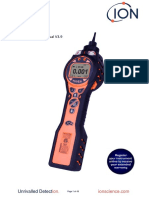 Tiger VOC Detector V3.9 UK Web
