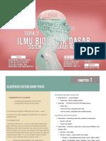Ibd Topik 3 - Sistem Saraf Manusia