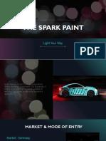 The Spark Paint