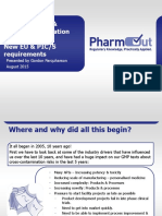 2015 GMP Validation Forum D1.T2.2.2 GJF T2 01 Cross Contamination Control 2015-08-09