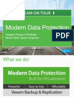 Moritz_Veeam on Tour Part MDP