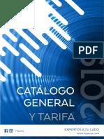 201908 Tupersa Catálogo 2019