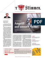 Tiroler Stimmen, Ausgabe 2-2019