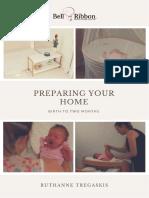 NEWBORN - Preparing the Home (Birth - 2 Months)