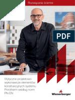 Porotherm 2018 Wytyczne Projekt Wykonawcze