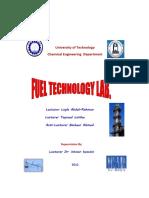 fuel technology Lab