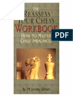 Silman, Jeremy - The Reassess Your Chess - Workbook 1o Ed 2001.pdf