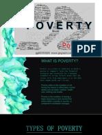 Realities Poverty