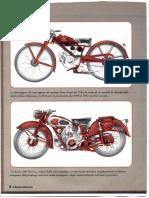Curiosidades Italianas de Moto Guzzi 65 y 73