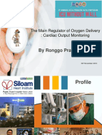 Main Regulator of Oxygen Delivery; CO Monitoring