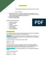 Semiología 1 PREOPERATORIA